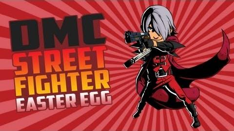 DmC Devil May Cry Secrets & Easter Eggs Street Fighter & Giant Enemy Crab Meme!