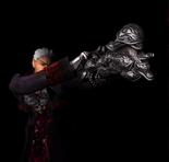 DMC1 Sparda with Nightmare Beta