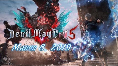 Devil May Cry 5 - gamescom 2018 Trailer