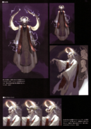 Devil May Cry 4 Devil's Material Collection Sanctus concept art 9