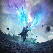 Teppen Awakened Power card full illustration