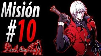 """Devil May Cry 1 HD Español Misión 10 """"Cañón Neblinoso"""""""