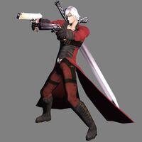 Shin Megami Tensei Nocturne - Dante 01