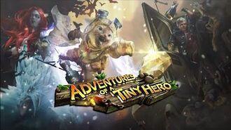 """Adventures of a Tiny Hero"" シネマティックトレーラー TEPPEN (日本語)"