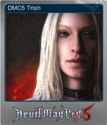 Devil May Cry 5 Card Foil 6
