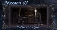 DMC4 SE cutscene - White Knight
