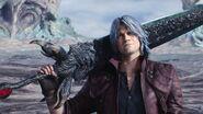 Dante's new sword (2)