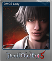 Devil May Cry 5 Card Foil 5
