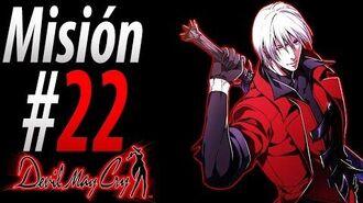 """Devil May Cry 1 HD Español Misión 22 """"Batalla Legendaria"""""""
