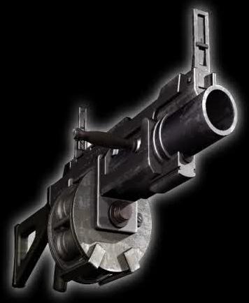 DMC1 - Grenade Gun
