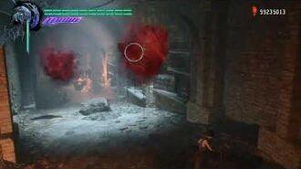 DevilMaycry5 V - Mission09 DMD Rank S GamePlay