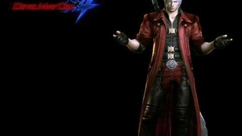 Devil May Cry 4 - Blackened Angel (Dante Battle 1)-1430889215