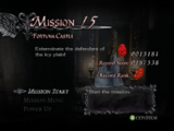 Devil May Cry 4 walkthrough/M15