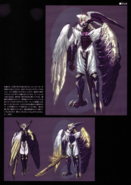Devil May Cry 4 Devil's Material Collection Angelo Credo concept art 2