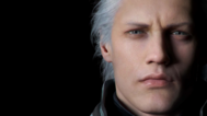 Vergil face render DMC5