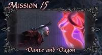 DMC4 SE cutscene - Dante and Dagon