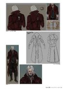 DMC5 Dante concept art 2