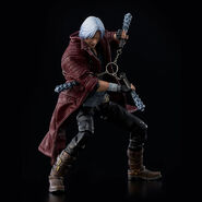 King Cerberus on DMC5 Dante Sentinel figure (1)