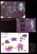 Devil May Cry 4 Devil's Material Collection Bael concept art 3