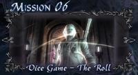 DMC4 SE cutscene - Dice Game - The Roll