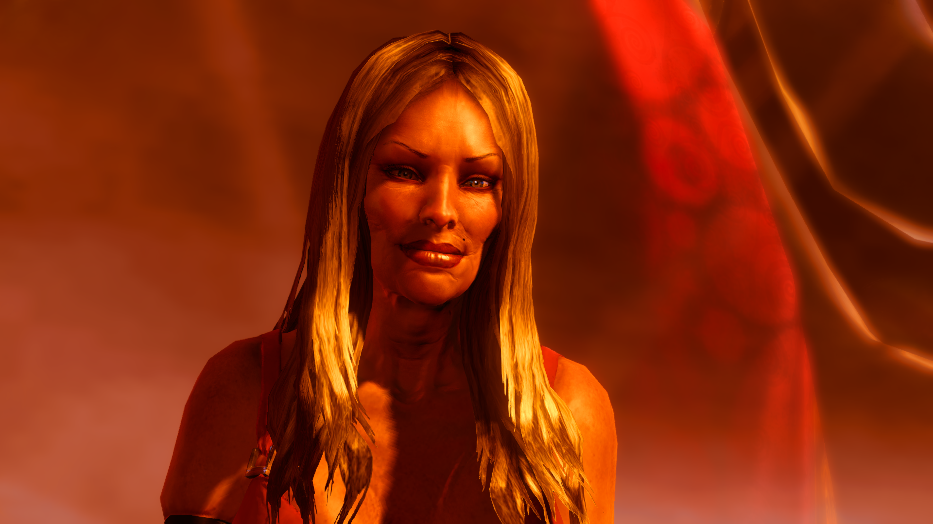 Lilith sex scene