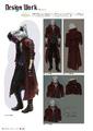 DMC5 Dante concept art 1