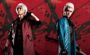 Sengoku Basara vs. Devil May Cry (2)