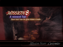 DMC3 Mission 8