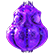 Devil May Cry 5 Emoticon dmc5 purple orb