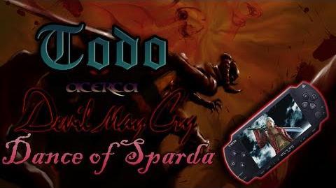 Devil May cry para psp - Todo acerca de Dance of Sparda(bajar volumen)