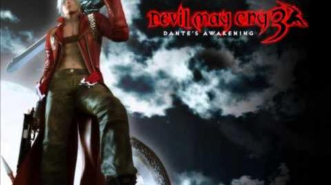 Devil May Cry 3 Dante's Awakening Voices of Dante