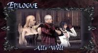 DMC4 SE cutscene - All's Well
