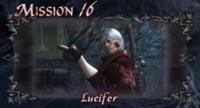 DMC4 SE cutscene - Lucifer