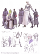 Devil May Cry 4 Devil's Material Collection Sanctus concept art 6
