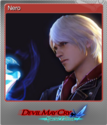 Devil May Cry 4 Special Edition Card Foil 7