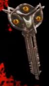 Copper Argent Key