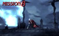 DMC3 SE MISSION 8 cutscenes