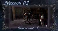 DMC4 SE cutscene - Scarecrow -1-