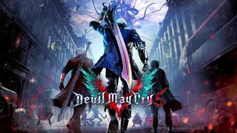 Dante's Theme Music (Subhuman) - Devil May Cry 5 OST