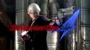 Devil May Cry 4 Special Edition - PS4 - Japanese Intro