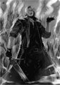 Tsuyomaru's DMC5 Before the Nightmare Dante