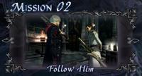 DMC4 SE cutscene - Follow Him