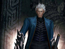Devil May Cry 3 Vergil Beowulf