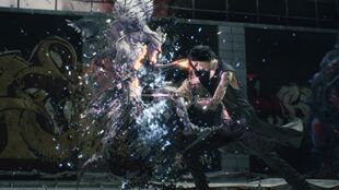 V (Devil Man Cry 5)