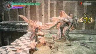 DevilMaycry5 Dante - Mission11 DMD Rank S GamePlay