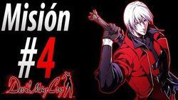 """Devil May Cry 1 HD Español Misión 4 """"Caballero Negro"""""""