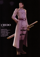 Devil May Cry 4 Devil's Material Collection Credo concept art 1