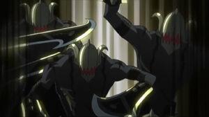 Guardias demoníacos