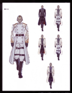 Devil May Cry 4 Devil's Material Collection Credo concept art 2