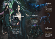 Devil May Cry 5 Official Complete Guide - Page 04, 05